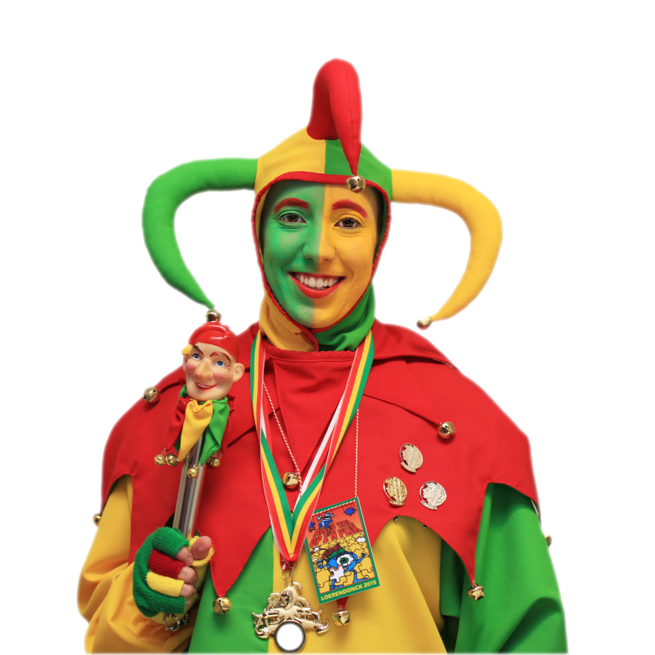 carnavalspak nar