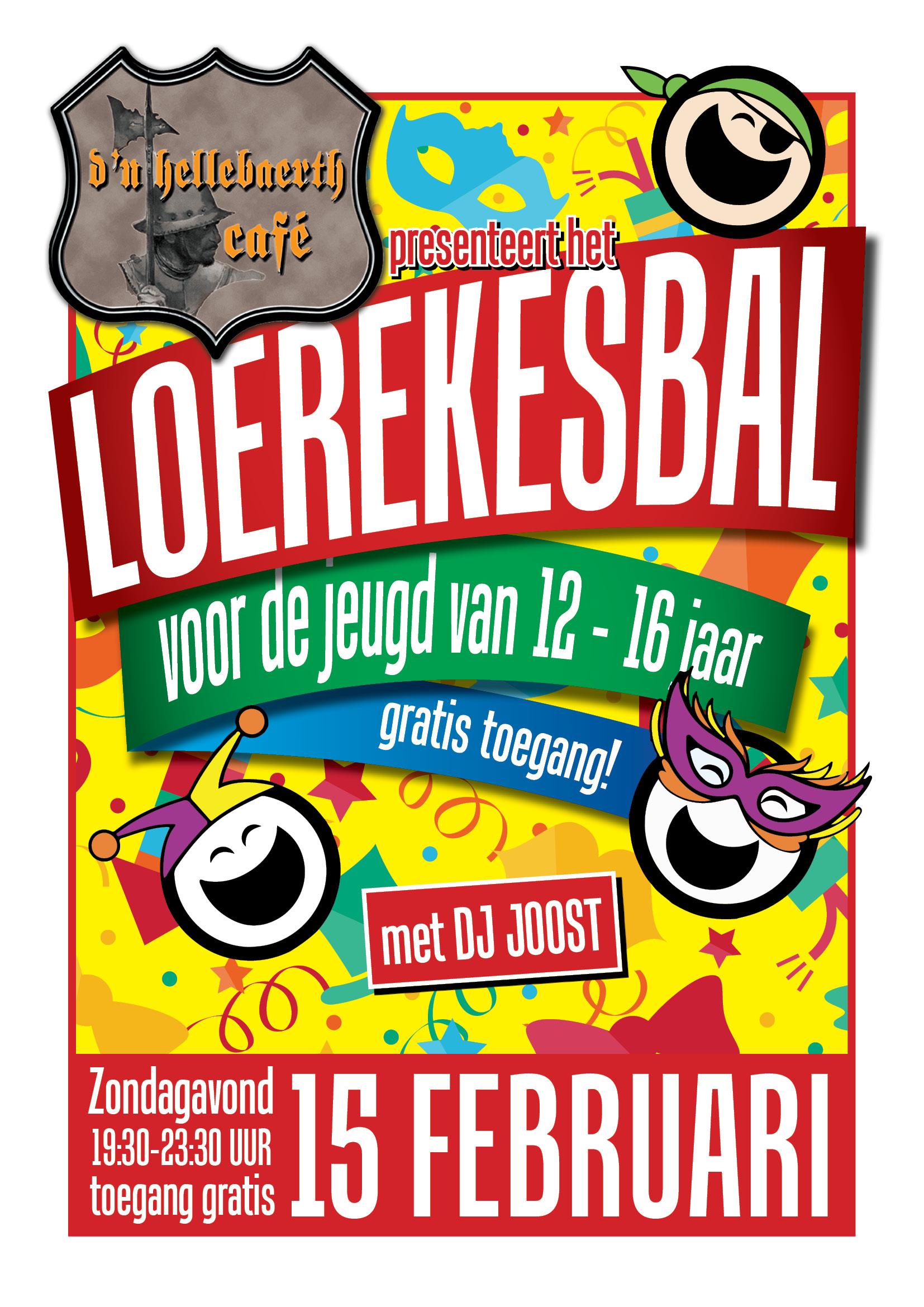 Loerekesbal op zondagavond – www.loerendonck.net Joetjoep