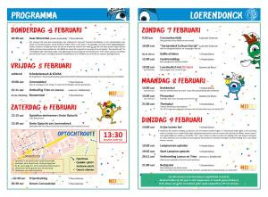 Loerus 2016 programma