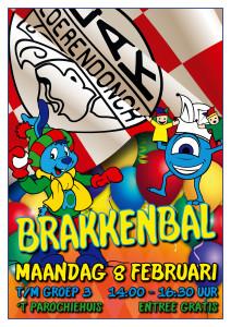 Brakkenbal poster A3.indd