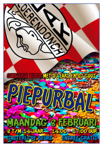 Piepurbal poster A3.indd