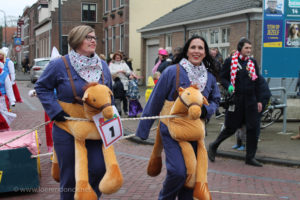 optocht carnaval 2017