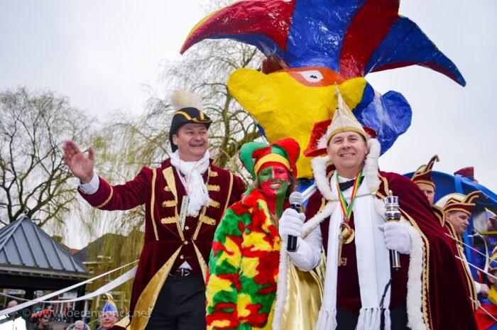 Uitslag carnavalsoptocht 2019